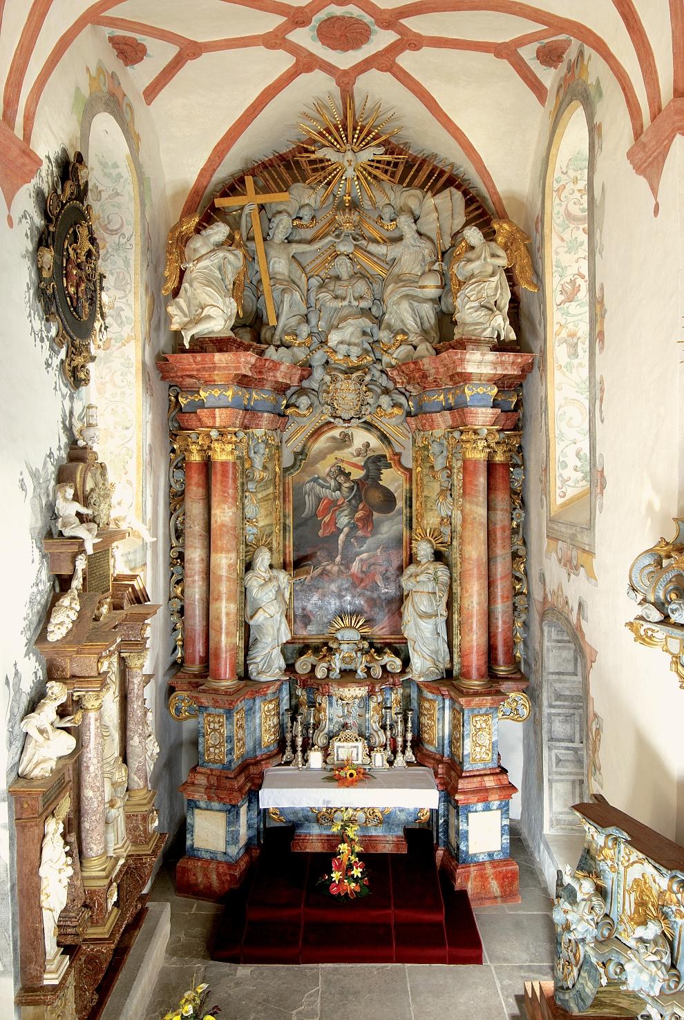 kaplnka sv. michala