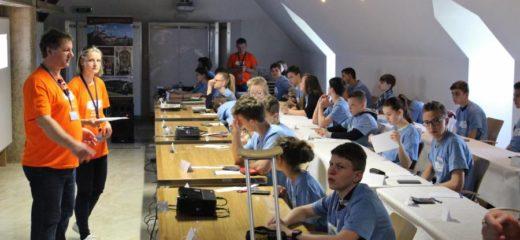 Finále IQ olympiády na Oravskom hrade