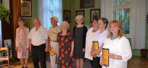 Otvorenie 63. Hviezdoslavovho Kubína – Seniorenky