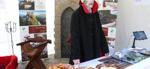 Oravský Dracula v Novom Jičíne