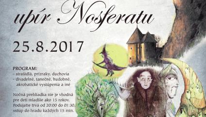 Drakula na Oravskom hrade