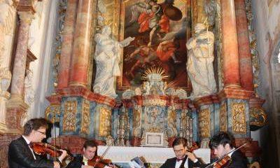 Klasické i filmové skladby v Kaplnke sv. Michala na Oravskom hrade