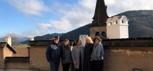 Medzinárodná spolupráca – divadelný festival na Oravskom hrade