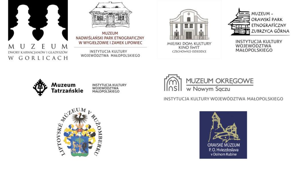 logá partnerov otvorené múzeá