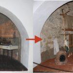Expozícia Archeológie pred a po