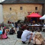 hrad divadlo na hrade 2018