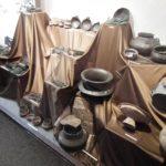 bronzové lužické nádoby