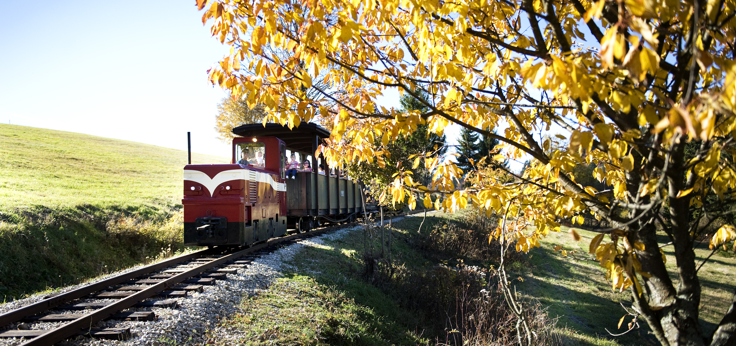 OLZ jesen vlak