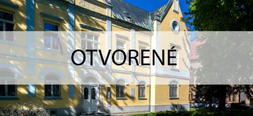 Otvorenie literárnych expozícií Oravského múzea