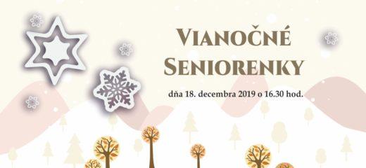 Vianočné Seniorenky