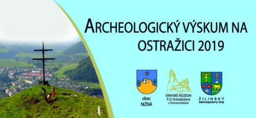 Archeologický výskum v Nižnej – hradisko Ostražica