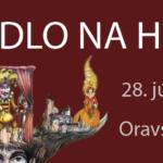 banner k podujatiu divadlo na hrade 2019