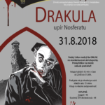 hrad drakula 2018 plagat