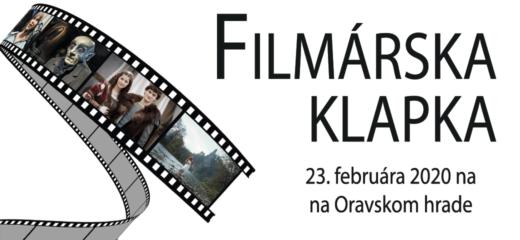 Filmárska klapka